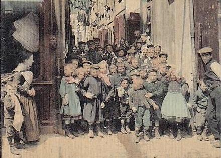 Calais au courgain rue