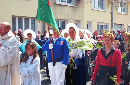 Calais benediction de la mer en 2009