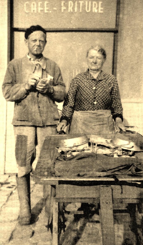 Calais courgain fifine plumbout marchande de poissons