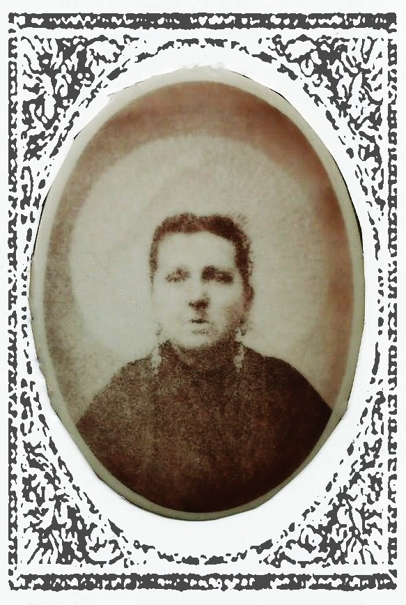 Calais courguinoise elisa lefebvre 1854 1937 epouse de francois chappe encadree