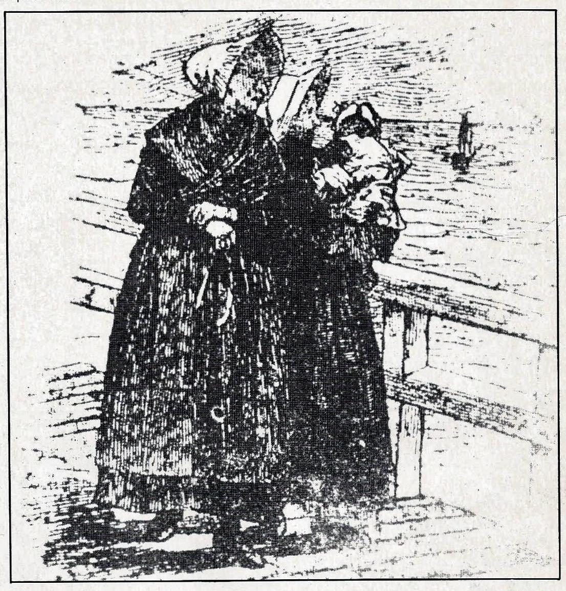 Calais courguinoise vers 1870 par geo andrique