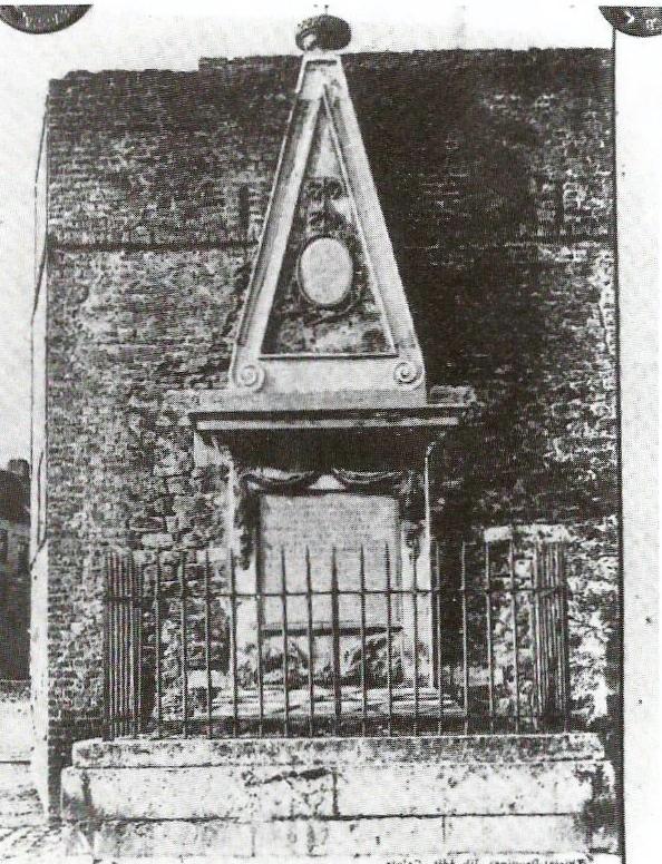 Calais l ancien monument des sauveteurs