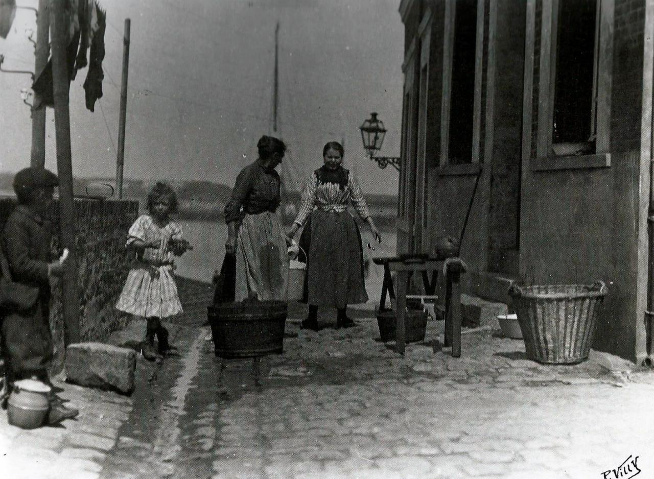 Calais les lavandieres rue du courgain