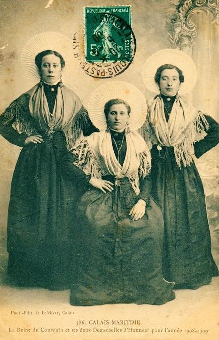 Calais les reines du courgain