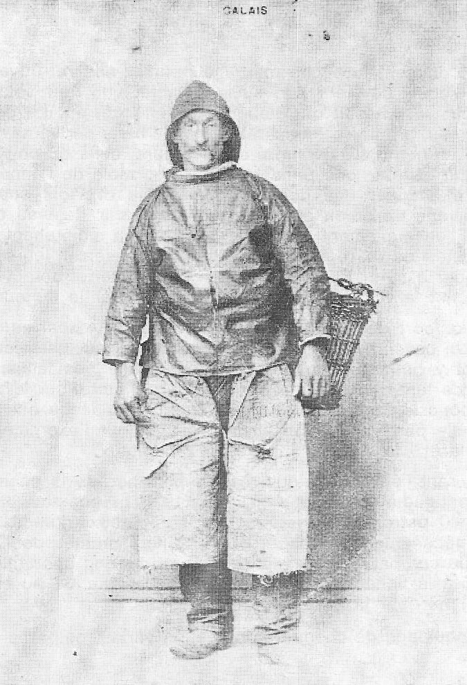 Calais marin courguinois