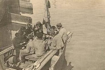 Calais repas des pecheurs 2