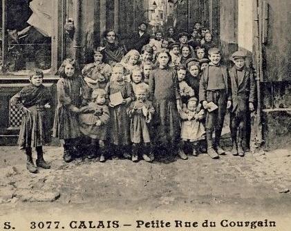 Calais une ue du courgain