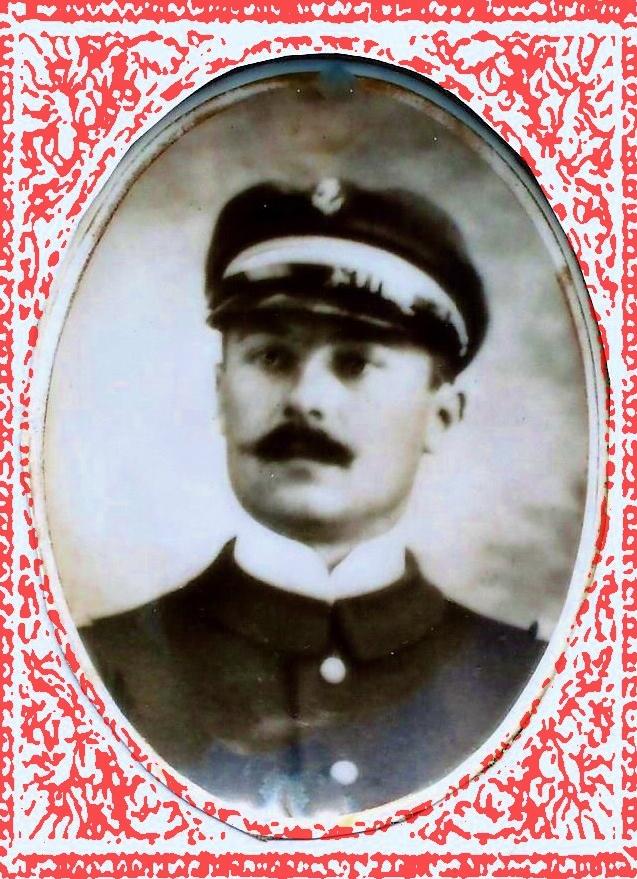 Courguinois edmond corgard 1889 1922 encadre