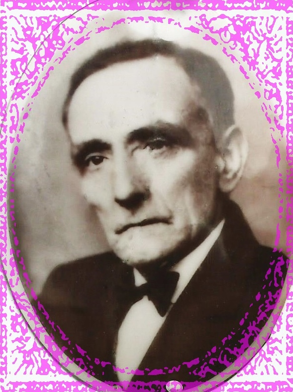 Courguinois edouard soubite 1864 1937 encadre