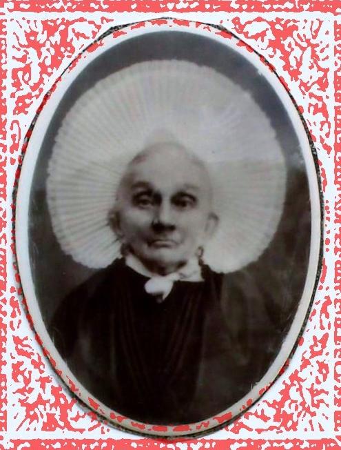 Courguinoise louise gobfert 1848 1936 veuve d edouard dupuis encadre