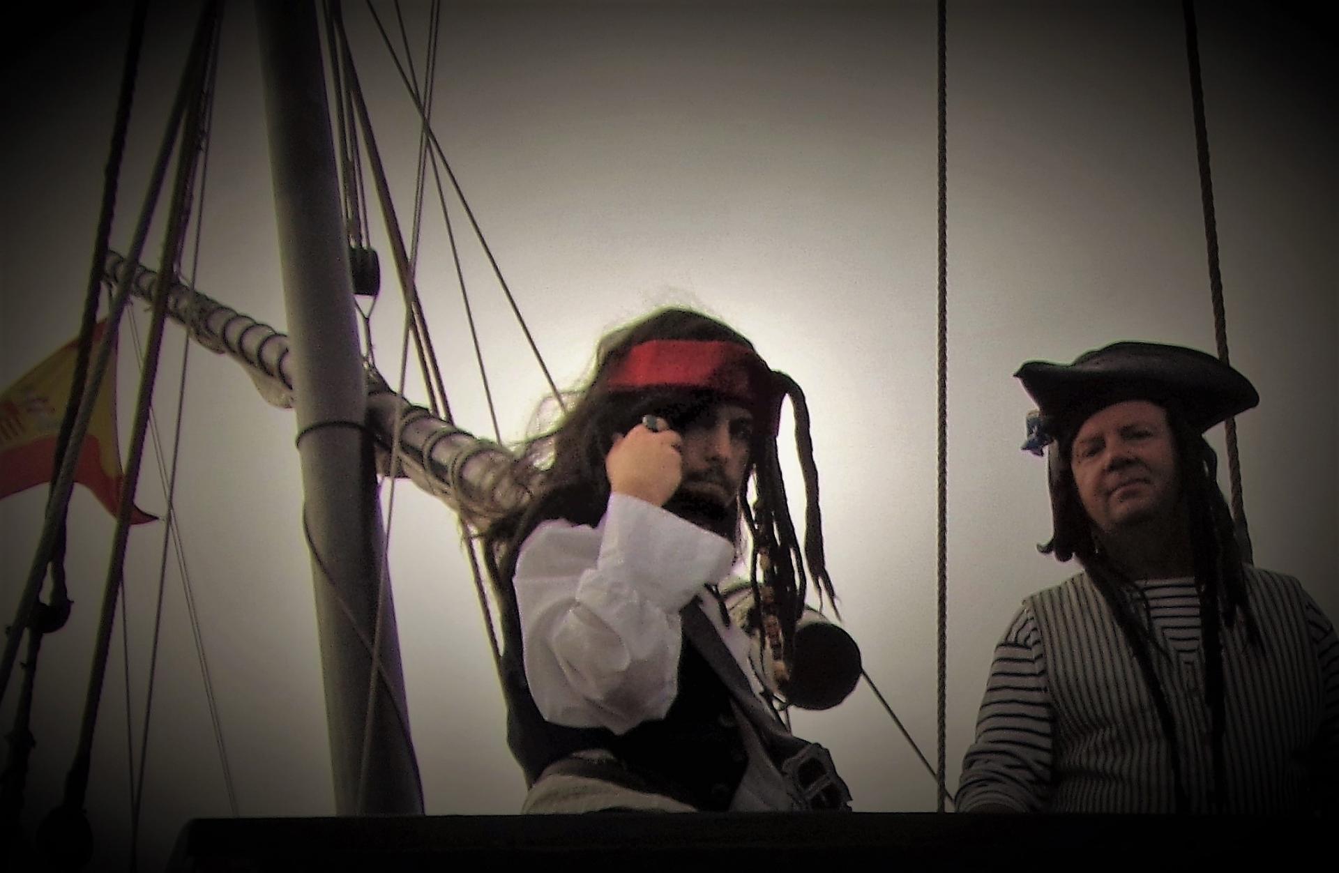 Ee calais les pirates fete maritime de calais 2