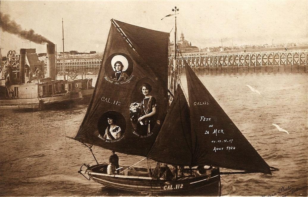 Fete de la mer 14 15 aout 1924 cal 112