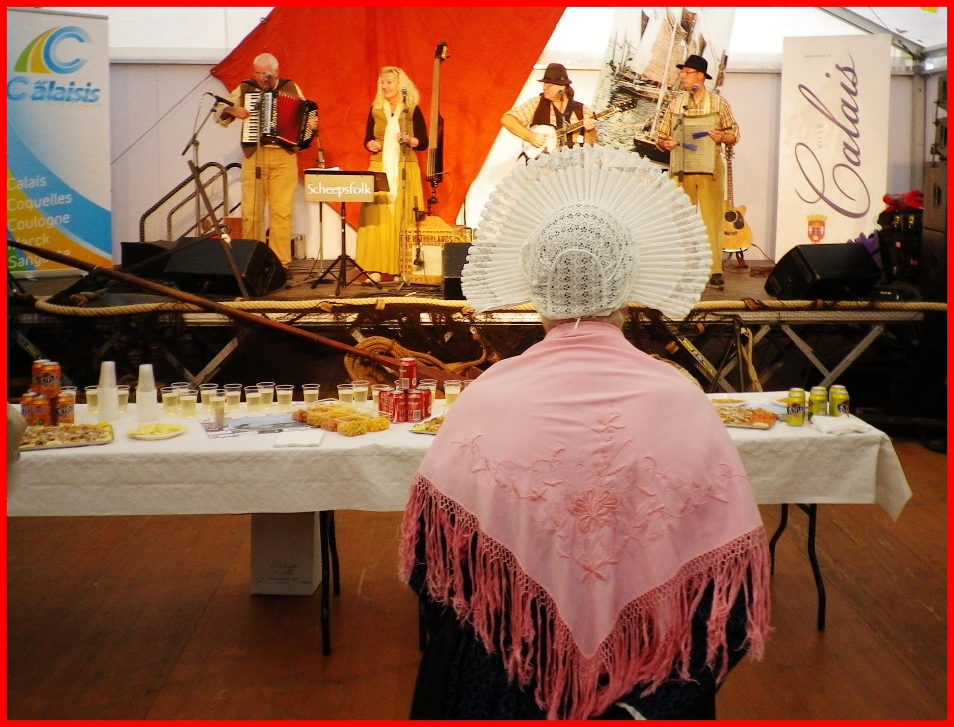 Fete du hareng calais l orchestre encadre