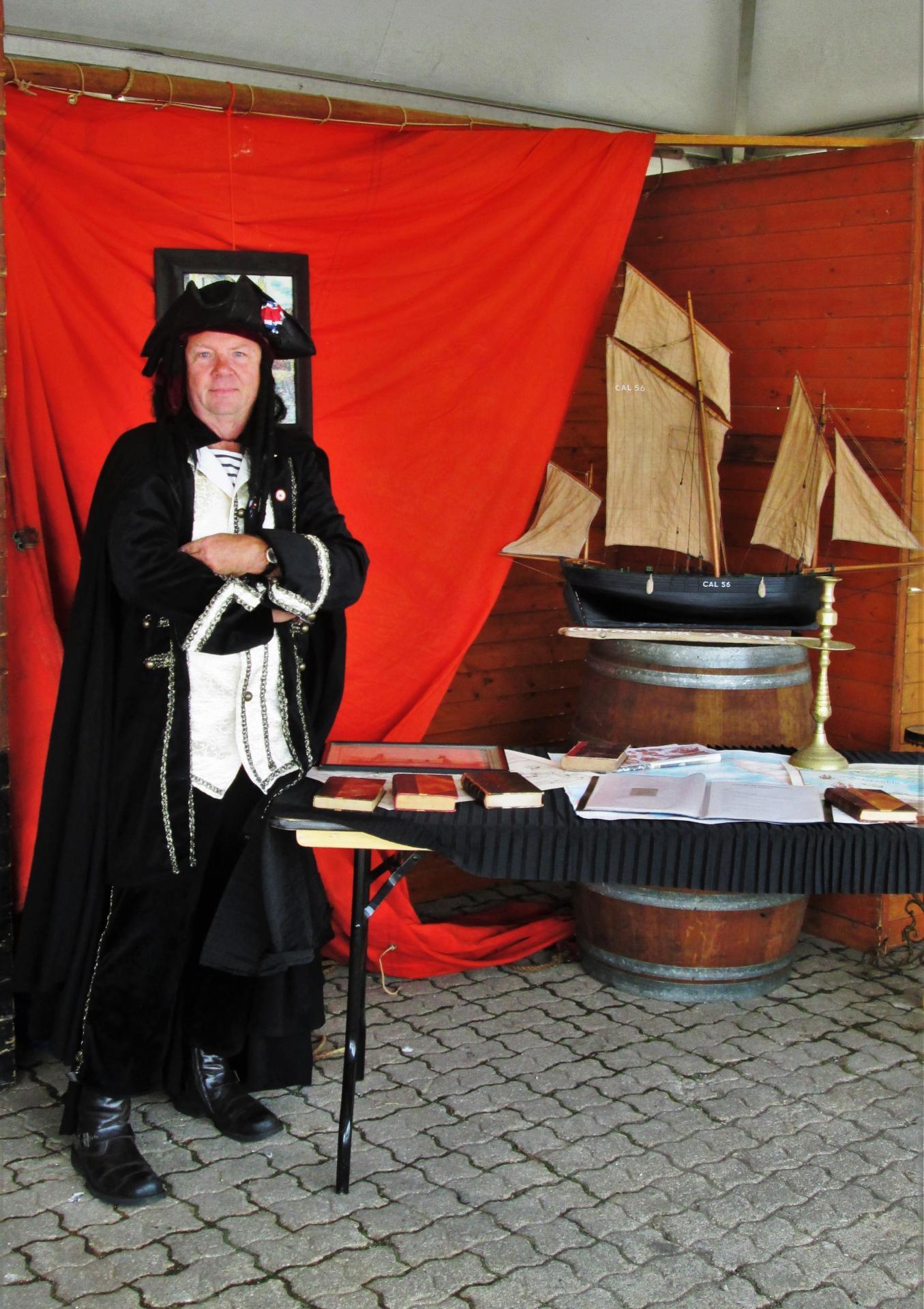 corsaires et  pirates calaisien frcpm escale a calais 2016 2
