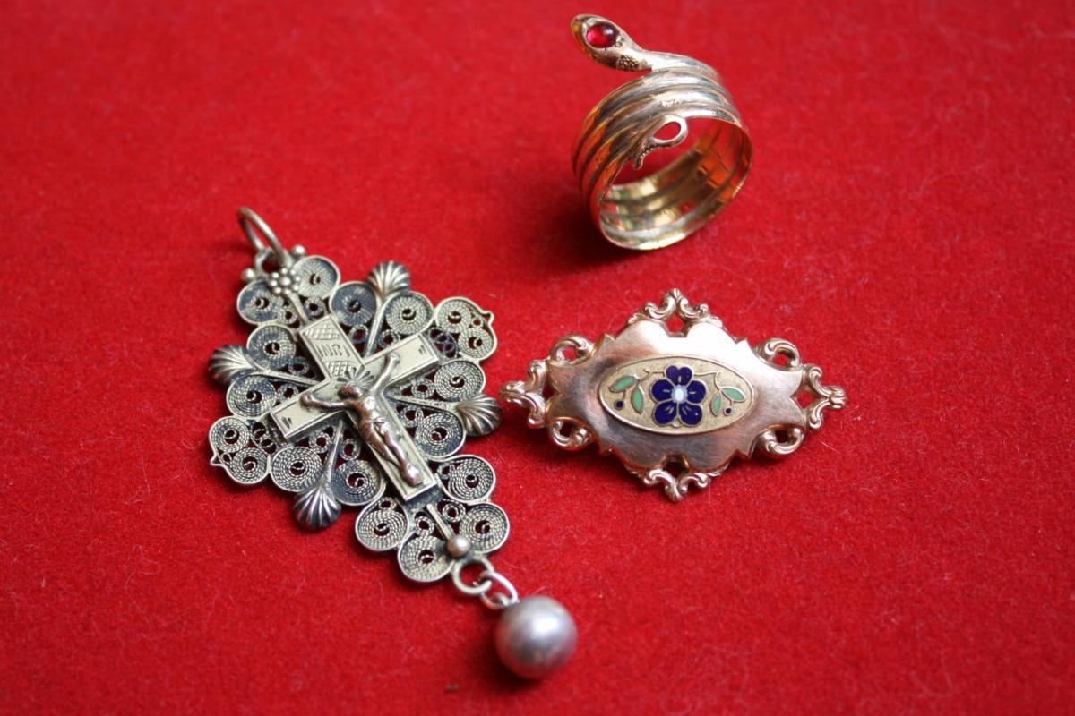 bijoux de la matelote courguinoise