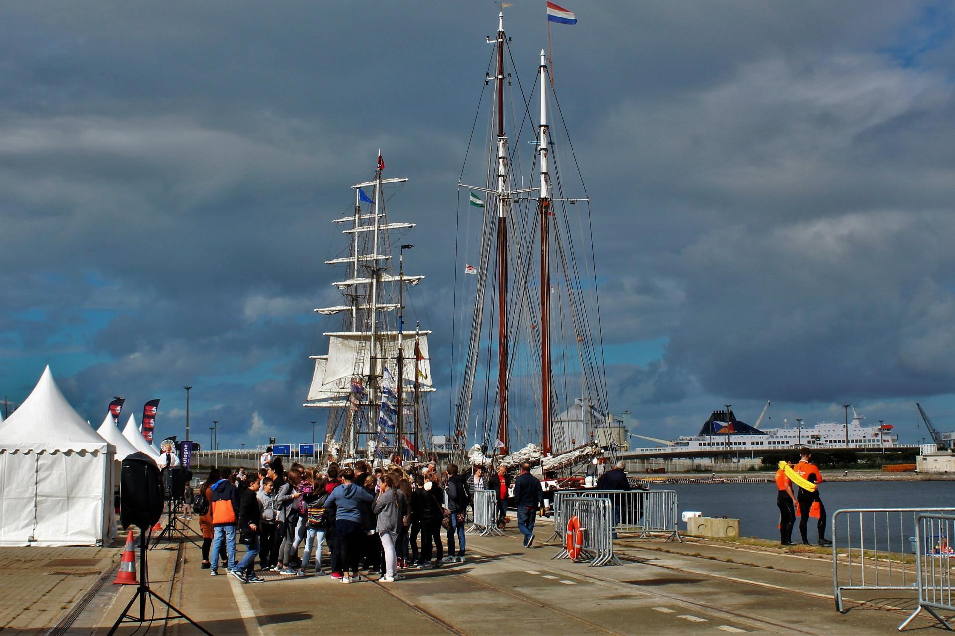 Escale à Calais Fête maritime 2016