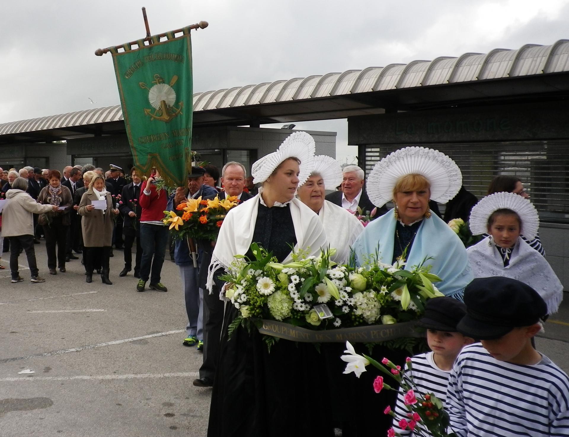 Bénédiction de la mer au Courgain de Calais