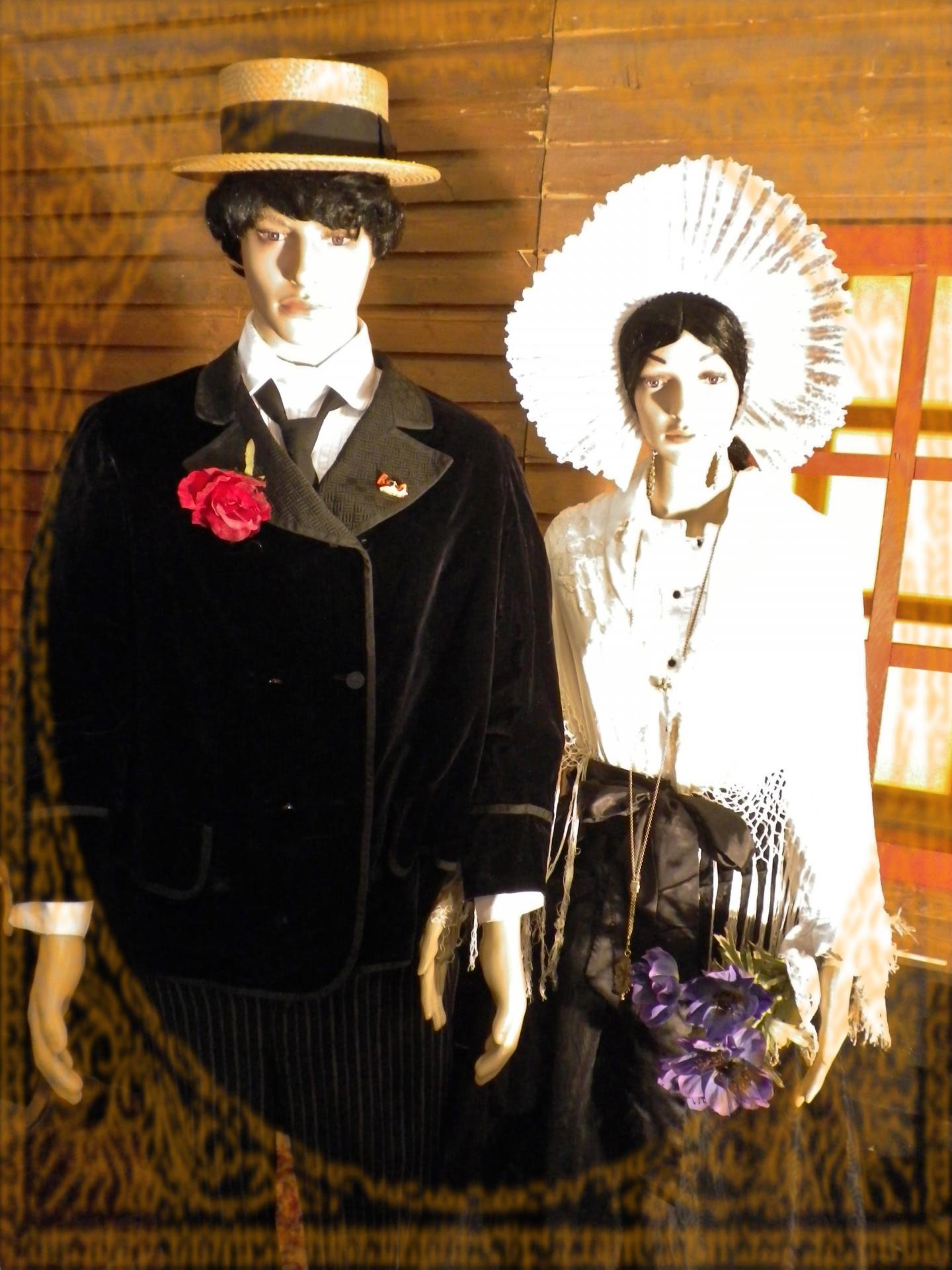 Mariage de magritte mulard et jean paul souville 1