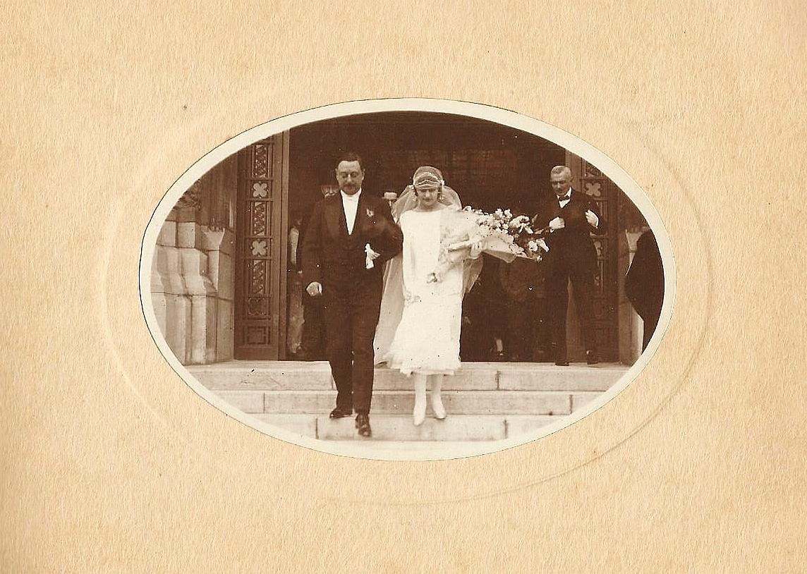 Mariage leon vincent 6