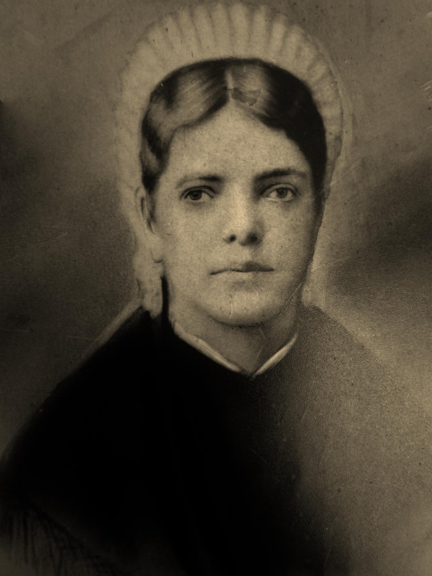 Marie lefebvre nee en 1867 epouse roussel
