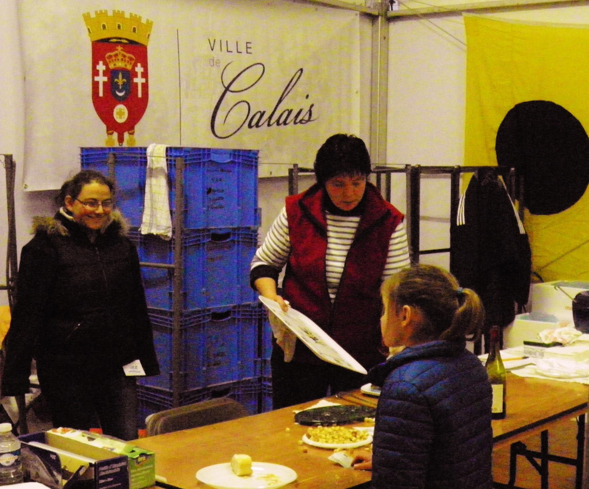 Photo calais fete du hareng 2013