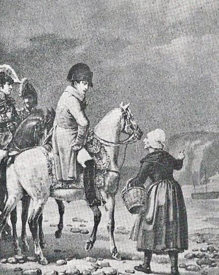 Wissant 1825 l empereur napoleon demande un renseignement